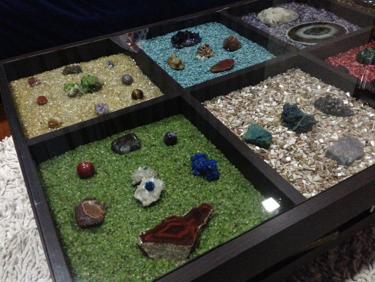 minerals collection geo home decor members gallery the