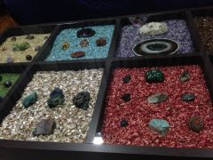 Minerals collection / Geo home decor
