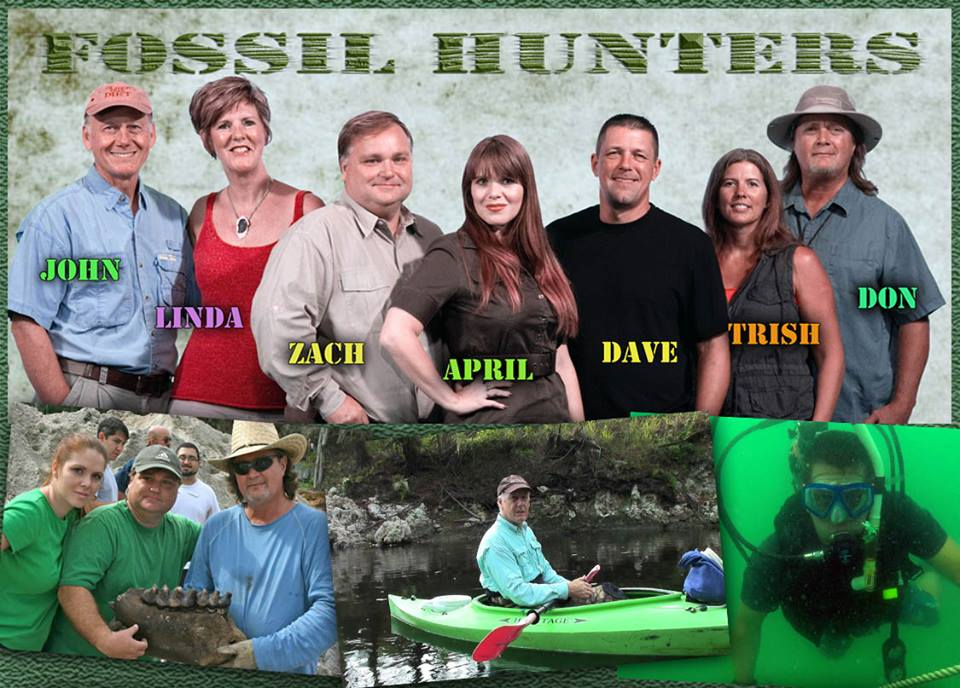 FOSSIL HUNTERS TV Series