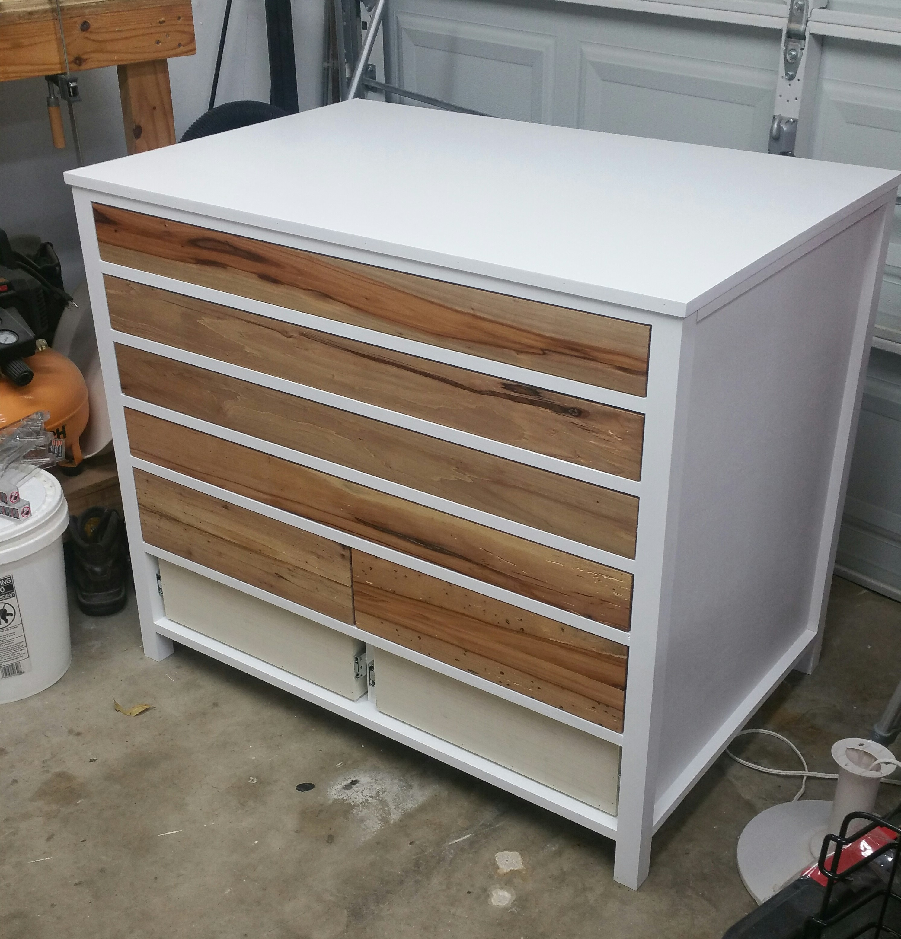 Homemade Fossil Storage Cabinet General Fossil