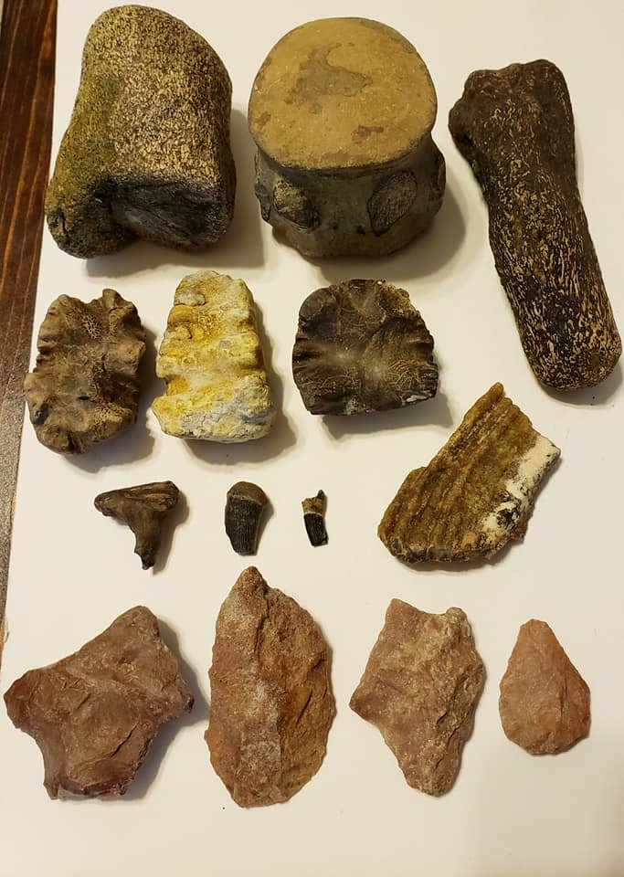 Fossil Mix