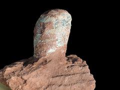 Prismatoolithus gebiensis Zhao & Li, 1993 - a Troodon egg
