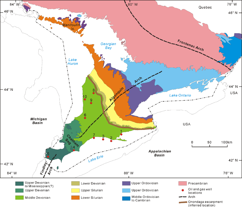 Geologic-map-of-southwestern-Ontario-showing-the-locations-of-the-10-logged-oil-and-gas.png