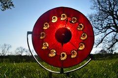 A new ammonite clock.
